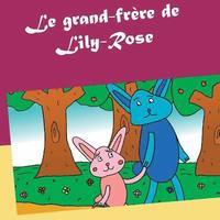 bokomslag Le grand-frere de Lily-Rose