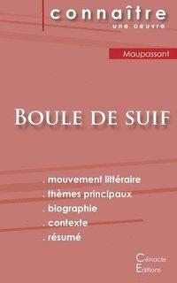 bokomslag Fiche de lecture Boule de suif de Maupassant (Analyse littéraire de référence et résumé complet)