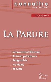 bokomslag Fiche de lecture La Parure de Guy de Maupassant (Analyse littéraire de référence et résumé complet)