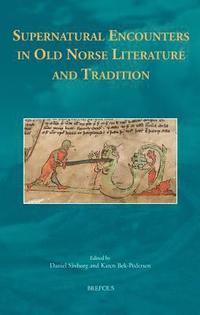 bokomslag Supernatural Encounters in Old Norse Literature and Tradition