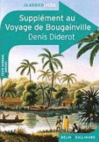 bokomslag Supplement au voyage de Bougainville