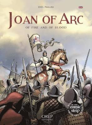 Joan of arc: of fire and of blood 1