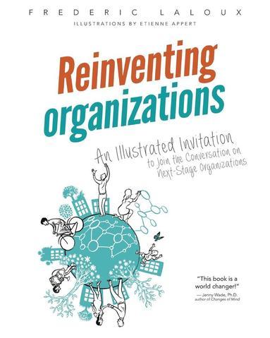 bokomslag Reinventing Organizations