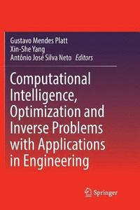 bokomslag Computational Intelligence, Optimization and Inverse Problems with Applications in Engineering