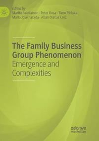 bokomslag The Family Business Group Phenomenon