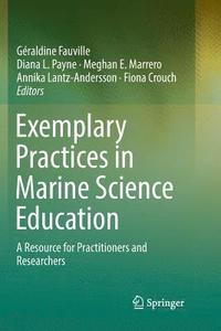 bokomslag Exemplary Practices in Marine Science Education