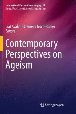 bokomslag Contemporary Perspectives on Ageism