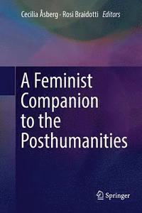 bokomslag A Feminist Companion to the Posthumanities