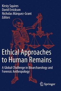 bokomslag Ethical Approaches to Human Remains