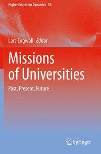 bokomslag Missions of Universities
