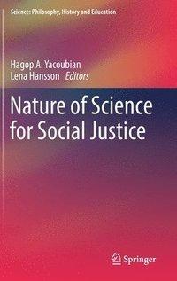 bokomslag Nature of Science for Social Justice
