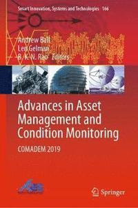 bokomslag Advances in Asset Management and Condition Monitoring