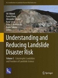 bokomslag Understanding and Reducing Landslide Disaster Risk