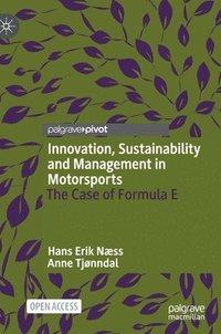 bokomslag Innovation, Sustainability and Management in Motorsports