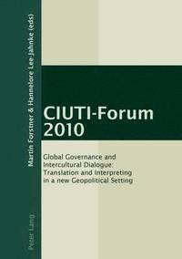 bokomslag CIUTI-Forum 2010
