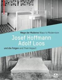 bokomslag Wege der Moderne / Ways to Modernism