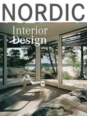 bokomslag Nordic interior design