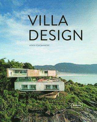 bokomslag Villa Design