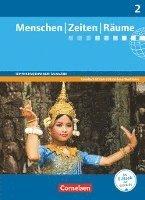 bokomslag Menschen Zeiten Räume 7./8. Schuljahr. Schülerbuch. Arbeitsbuch für Gesellschaftslehre. Differenzierende Ausgabe Nordrhein-Westfalen