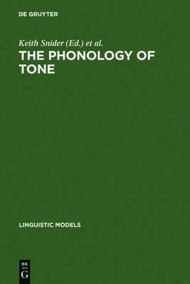 bokomslag The Phonology of Tone