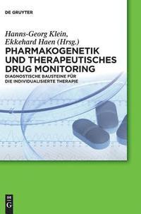 bokomslag Pharmakogenetik Und Therapeutisches Drug Monitoring