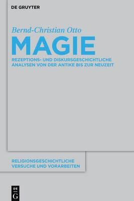 bokomslag Magie