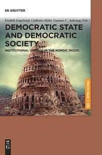 bokomslag Democratic State and Democratic Society