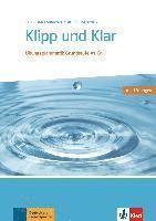 bokomslag Klipp Und Klar: Ubungsgrammatik Grundstufe Deutsch - Mit Losungen