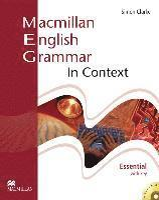 bokomslag Macmillan English Grammar in Context. Essential