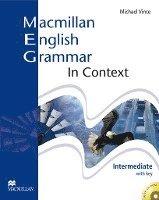 bokomslag Macmillan English Grammar in Context. Intermediate