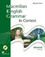 bokomslag Macmillan English Grammar in Context. Advanced, Student's Book with key and CD-ROM