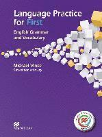 bokomslag Language Practice for First - Student's Book with MPO and Key