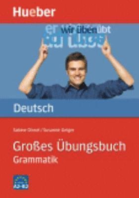 bokomslag Grosses Übungsbuch Deutsch - Grammatik