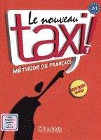bokomslag Le nouveau taxi ! 01. Livre de l'élève + DVD-ROM