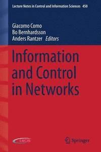 bokomslag Information and Control in Networks