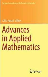 bokomslag Advances in Applied Mathematics