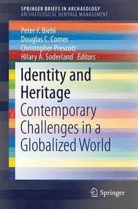 bokomslag Identity and Heritage