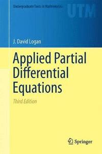 bokomslag Applied Partial Differential Equations