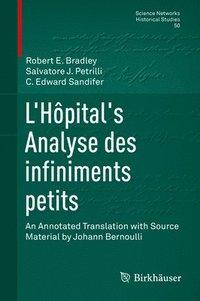 bokomslag L'Hopital's Analyse des infiniments petits