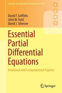 bokomslag Essential Partial Differential Equations