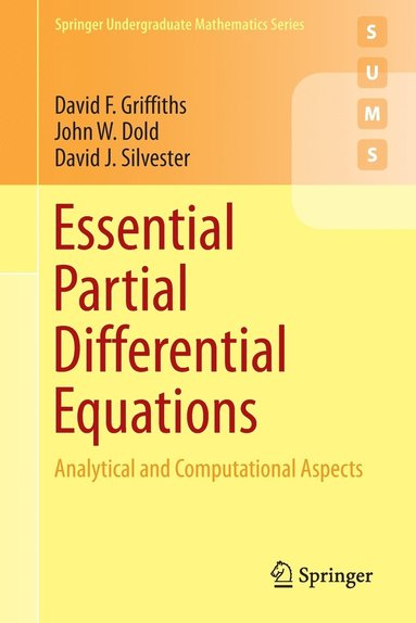 bokomslag Essential Partial Differential Equations