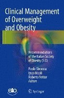 bokomslag Clinical Management of Overweight and Obesity