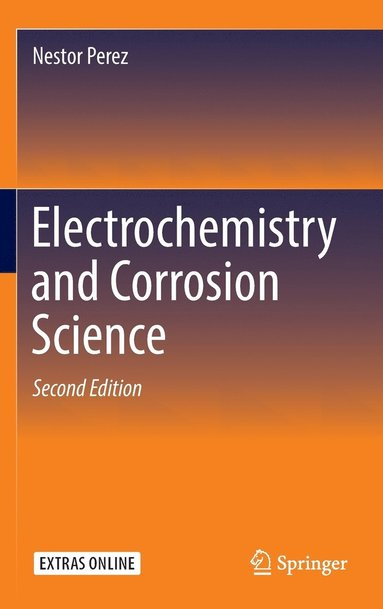 bokomslag Electrochemistry and corrosion science