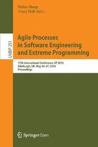 bokomslag Agile Processes, in Software Engineering, and Extreme Programming