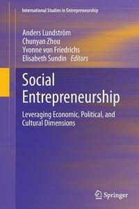 bokomslag Social Entrepreneurship