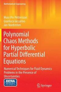 bokomslag Polynomial Chaos Methods for Hyperbolic Partial Differential Equations