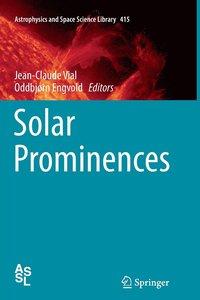 bokomslag Solar Prominences
