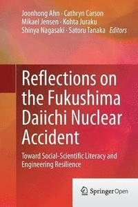 bokomslag Reflections on the Fukushima Daiichi Nuclear Accident