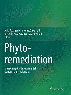 bokomslag Phytoremediation