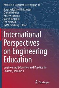 bokomslag International Perspectives on Engineering Education